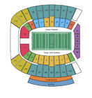 Texas Tech Red Raiders Football vs West Virginia Mountaineers Tickets 10/13/12 (Lubbock)