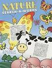 Nature Search-a-Words by Larry Daste, Diane Teitel Rubins (Paperback, 2005)