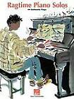 Ragtime Piano Solos - 44 Authentic Rags by Hal Leonard Corporation (Paperback, 2009)