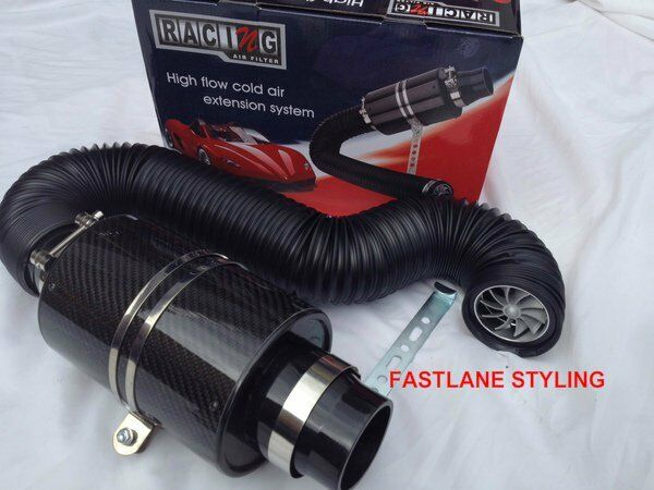VAUXHALL AGILA ASTRA UNIVERSAL PERFORMANCE AIR FILTER INDUCTION KIT PIPE UN1607