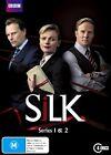 Silk : Series 1-2 (DVD, 2012, 4-Disc Set)