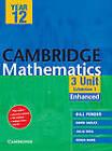Cambridge 3 Unit Mathematics Year 12 Enhanced Version by Julia Shea, William Pender, Derek Ward, David Saddler (Paperback, 2011)