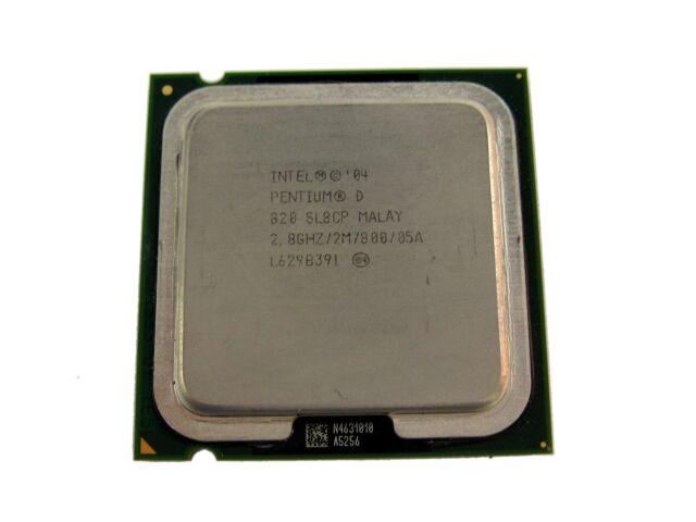 Intel HH80551PG0802MN 3.0GHz Pentium D 830 Socket T LGA775 Processor SL88S