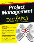 Project Management For Dummies(R) by Stanley E. Portny (Paperback, 2013)