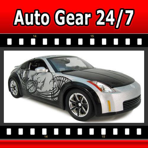 Fast & Furious Tokyo Drift 2003 Nissan 350z 1 18 Diecast Model Coche