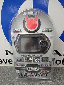 Diablosport trinity t1000 dashboard monitor tuning tuner for Steve white motors hickory north carolina
