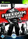 Freedom Fighters (Microsoft Xbox, 2003, DVD-Box)