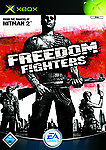 Freedom Fighters (Microsoft Xbox, 2003, DVD-Box)