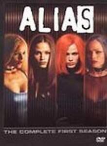 Alias - The Complete First Season (DVD, 2003, 6-Disc Set)