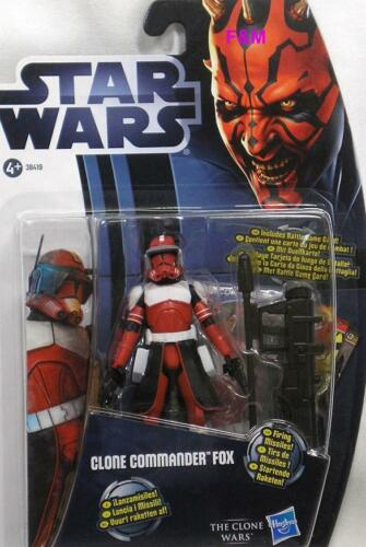 Star Wars The Clone Wars    Star Wars Figuren   Krieg der Sterne   Kenner  OVP