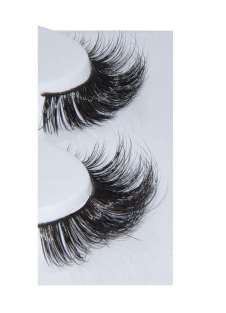 100% Real Mink Strip Lashes - False Individual Eyelashes (eyelash extensions)