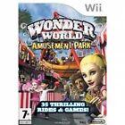 Wonder World Amusement Park (Nintendo Wii, 2008) - European Version