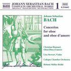 Johann Sebastian Bach - Bach: Concertos for Oboe and Oboe d'Amore (2000)