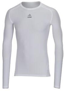 Adidas-Techfit-Shirt-Laufshirt-Trainingsshirt-Funktionsshirt-Gr-XS-XL-XXL