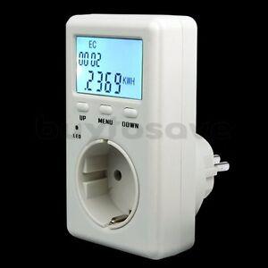 Mini-Energy-Power-Watt-Voltage-Volt-Meter-LCD-Monitor