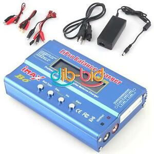 New-iMax-B6-Digital-LCD-Lipo-NiMh-Battery-Balance-Charger-AC-Adapter