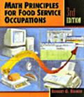 Math Principles for Food Service Occupations by Robert G. Haines (1995, Paperback)