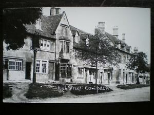 POSTCARD-RP-LONDON-CAMPDEN-THE-HIGH-STREET