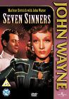 Seven Sinners (DVD, 2006)
