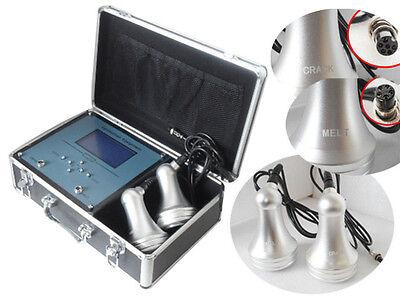 2-1 Ultrasonic Cavitation + RF RADIO FREQUENCY slimmingMachine 301