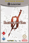 Resident Evil Zero (Nintendo GameCube, 2004, DVD-Box)