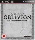 The Elder Scrolls IV: Oblivion -- 5th Anniversary Edition (Sony PlayStation 3, 2007) - US Version