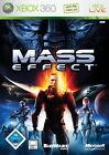 Mass Effect (Microsoft Xbox 360, 2007, DVD-Box)
