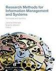 Research Methods for Information Management and Systems: Techniques and Questions by Tilde Publishing (Paperback, 2013)