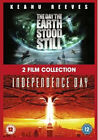 The Day The Earth Stood Still / Independence Day (DVD, 2010)