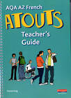 Atouts: AQA A2 French Teachers Guide and CD by Nancy Brannon, Helen Ryder, Fiona Irving (Mixed media product, 2009)