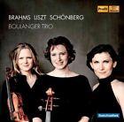 Brahms, Liszt, Schönberg (2012)