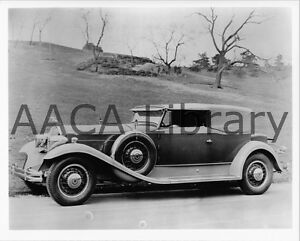 1931-Packard-Model-840-Waterhouse-Convertible-Coupe-Factory-Photo-Ref-61703