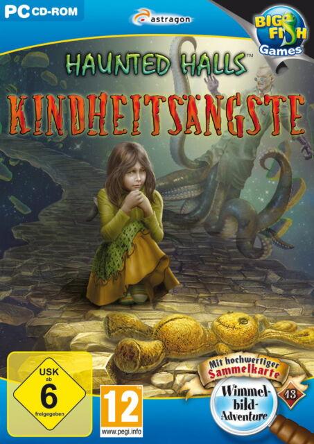 Haunted Halls: Kindheitsängste (PC, 2012, DVD-Box)