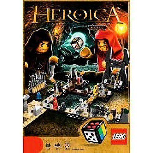 LEGO Games Caverns of Nathuz (3859)