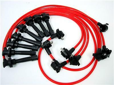 10.2MM SPARK PLUG WIRES SET 96-98 FORD MUSTANG GT WF2
