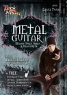 Metal Guitar, Melodic Speed, Shred and Heavy Riffs Level 2 (DVD, 2008)