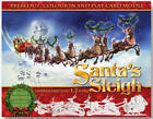Press Out & Build Santa's Sleigh by Clement Clarke Moore (Mixed media product, 2012)
