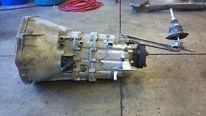 E39    BMW    540i M5 6 Speed    Manual       Transmission    Getrag 420g