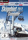 Skigebiet Simulator 2012 (PC, 2011, DVD-Box)