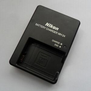 New-MH-24-MH24-Charger-for-Nikon-EN-EL14-Battery-P7000-D3100-D5100