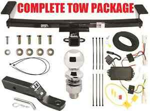 complete trailer hitch package fits years 2009 2014 nissan murano ebay