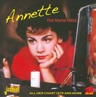 Annette Funicello - First Name Initial (All Her Chart Hits and More, 2011)