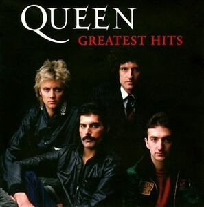Greatest-Hits-Queen-Audio-CD-New-FREE-amp-Fast-Delivery