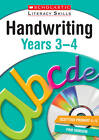 Handwriting Years 3-4 by Pam Dowson (Mixed media product, 2013)