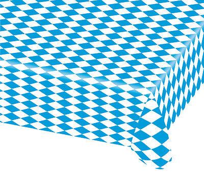 OKTOBERFEST Dekoration Bayern Party Bavaria blau weiss bayrische Deko Set Mass