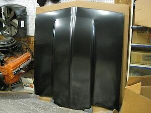 67 68 69 Camaro Steel 2 Quot Cowl Induction Hood Ebay