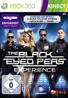 The Black Eyed Peas Experience -- D1 Edition (Microsoft Xbox 360, 2011, DVD-Box)