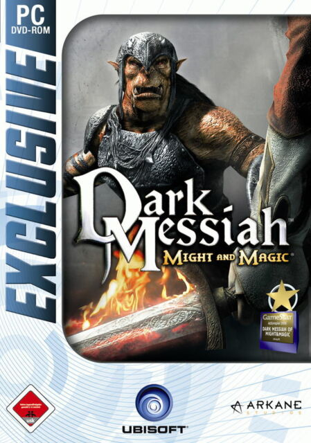 Dark Messiah of Might & Magic [Exclusive] [video game]