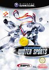 ESPN International Winter Sports (Nintendo GameCube, 2002, DVD-Box)