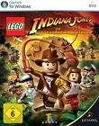 LEGO Indiana Jones - Die legendären Abenteuer (PC, 2009, DVD-Box)